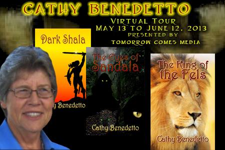 CathyBenedettoTourBadge