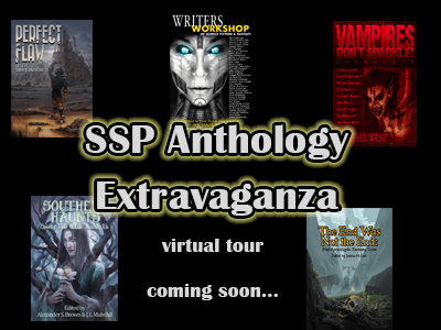 SSP Anthology Extravaganza Promo Badge